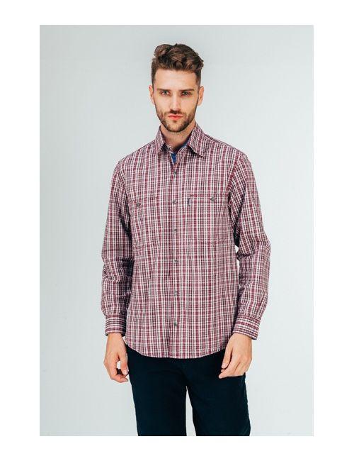 Westrenger | Мужские Розовые Рубашки