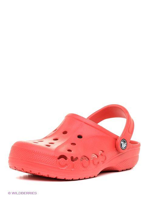 Crocs | Мужское Красное Сабо