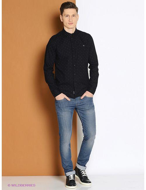 Pepe Jeans London   Мужские Чёрные Рубашки