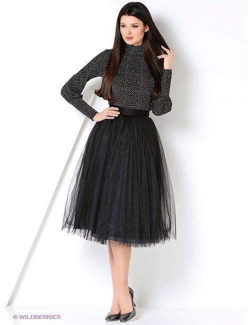 Alina Assi | Женские Чёрные Блузки