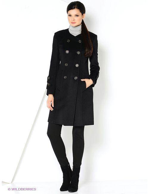 GAMELIA | Женское Черный Пальто