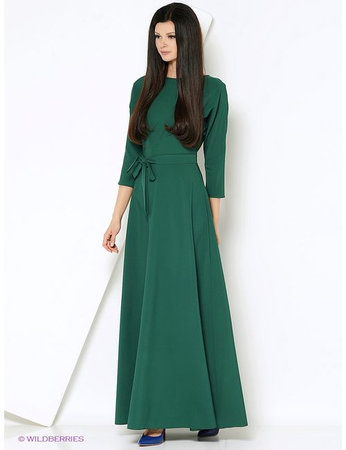 Fashion.Love.Story. | Женские Зелёные Платья