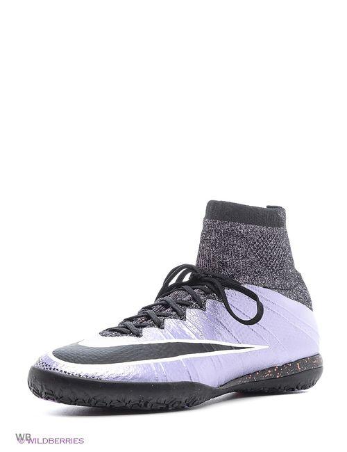 Nike | Мужские Фиолетовые Бутсы