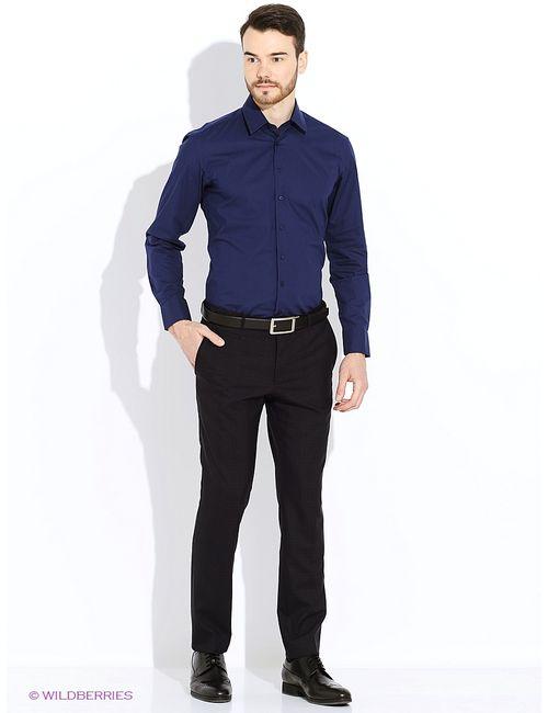 Alfred Muller | Мужские Синие Рубашки