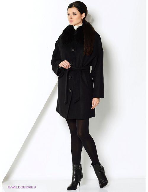 GAMELIA | Женское Чёрное Пальто