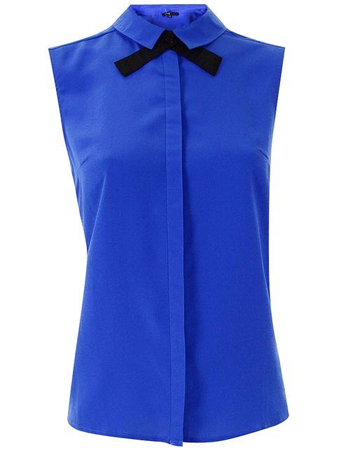 Oodji | Женские Синие Блузки