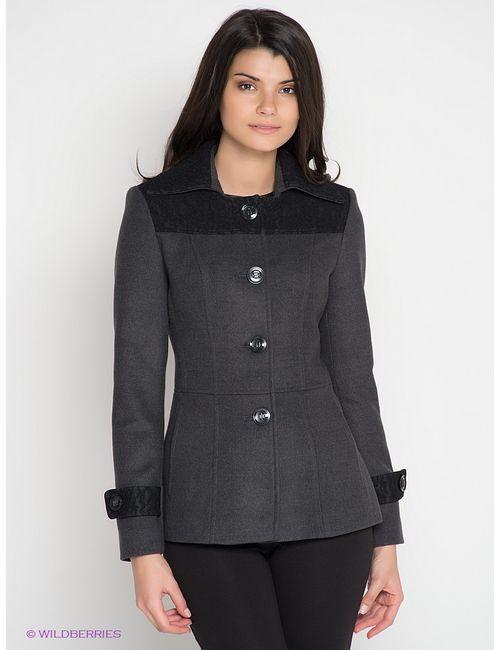 Hammond | Женское Антрацитовое Пальто