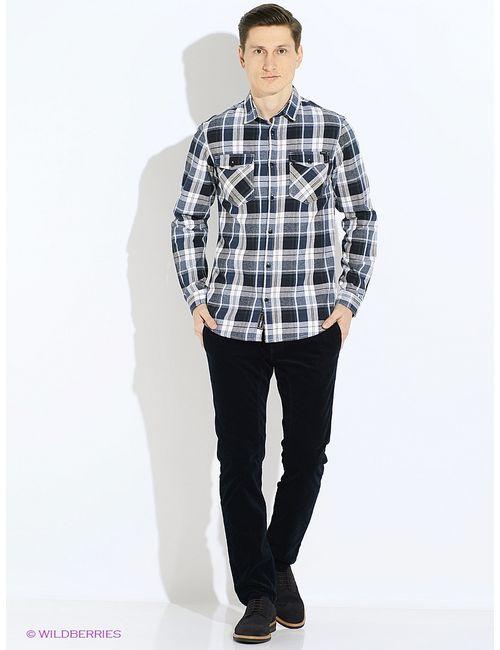 Jack & Jones | Мужские Синие Рубашки Jackjones