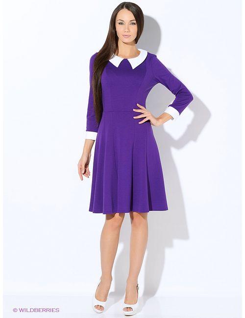 Colambetta | Женские Фиолетовые Платья