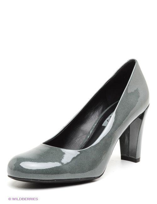 Ecco | Женские Зелёные Туфли