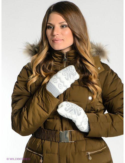 Milana Style | Женские Серые Варежки