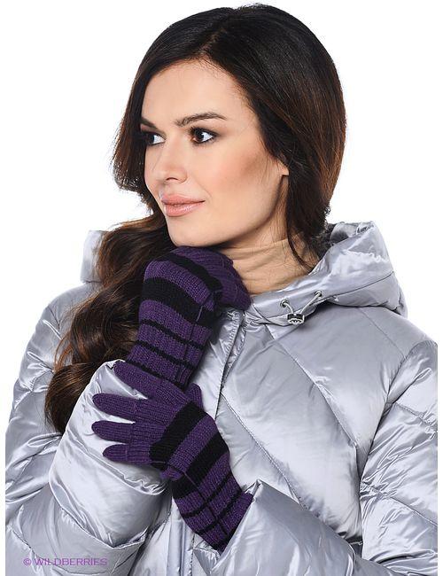 Milana Style | Женские Фиолетовые Перчатки