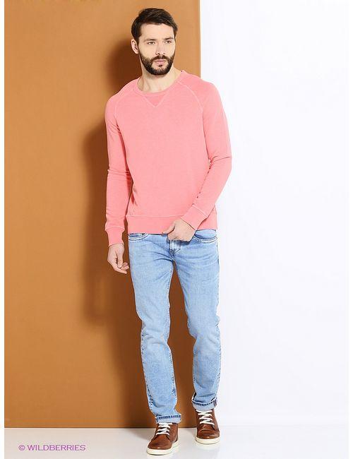 Pepe Jeans London | Мужские Розовые Свитшоты