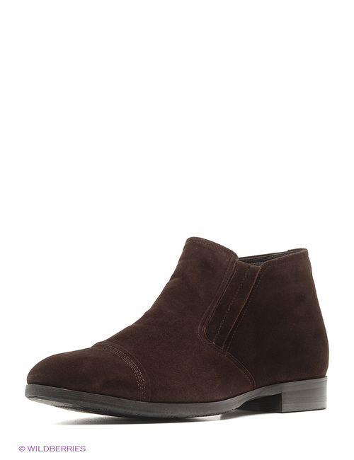 Franco Bellucci | Мужские Коричневые Ботинки