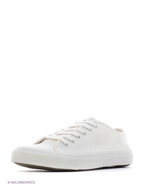 Mango Man | Мужские Белые Туфли