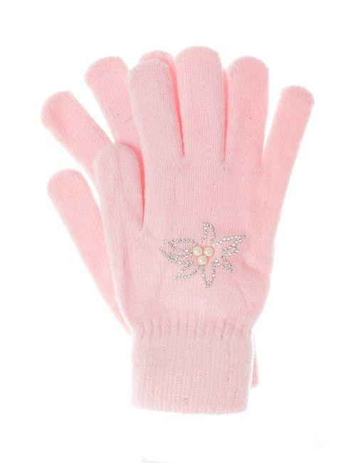 Migura | Женские Розовые Перчатки