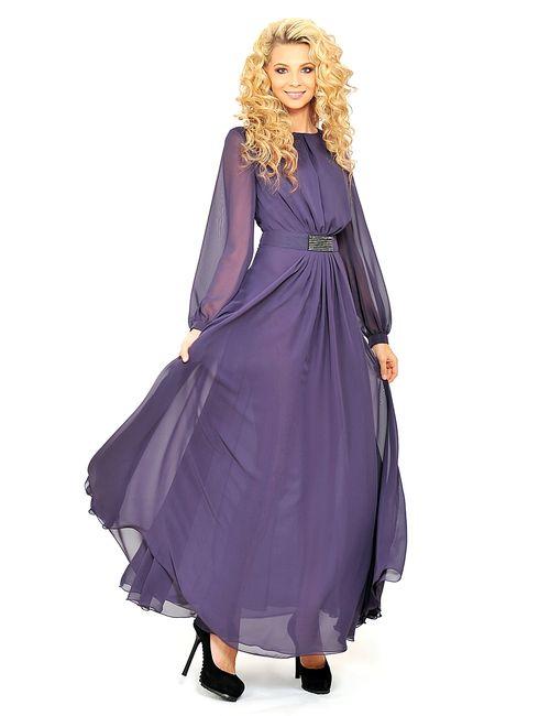 Andre | Женские Фиолетовые Платья