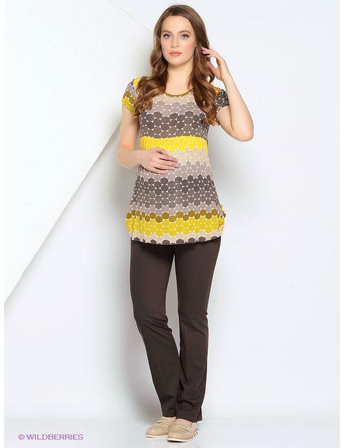 Gebbe | Женские Жёлтые Блузки