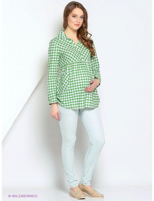 Gebbe | Женские Зелёные Блузки