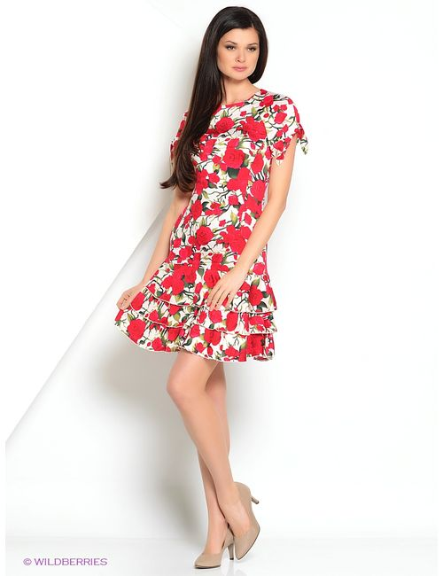 La Fleuriss   Женские Красные Платья