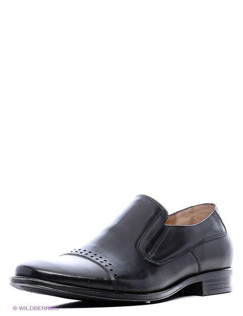 BELWEST | Мужские Чёрные Туфли