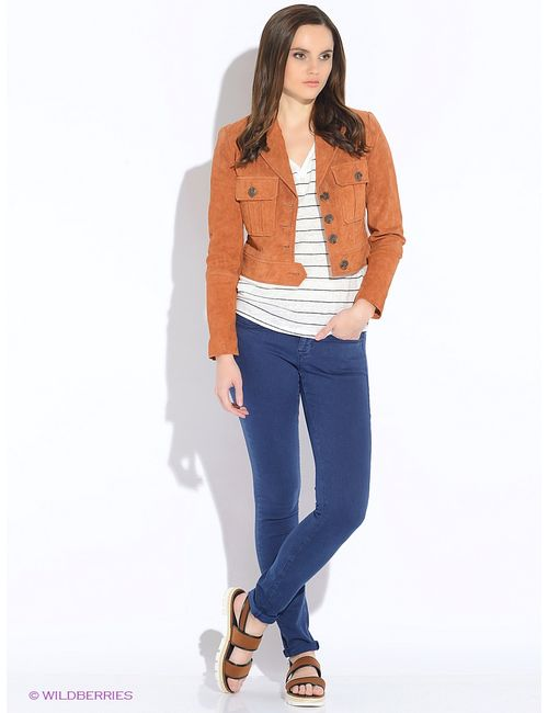 Mango | Женские Коричневые Куртки