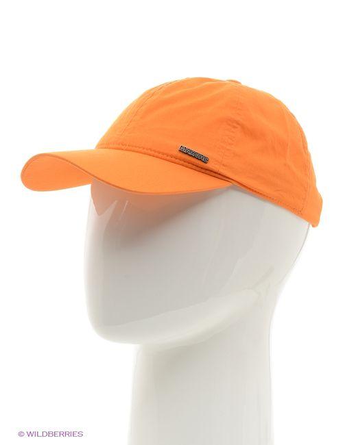 MAXVAL | Мужские Оранжевые Бейсболки