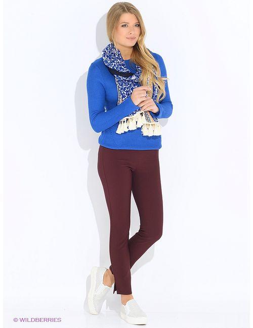 s.Oliver | Женские Синие Пуловеры