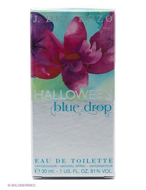 HALLOWEEN   Женская Голуба Туалетная Вода