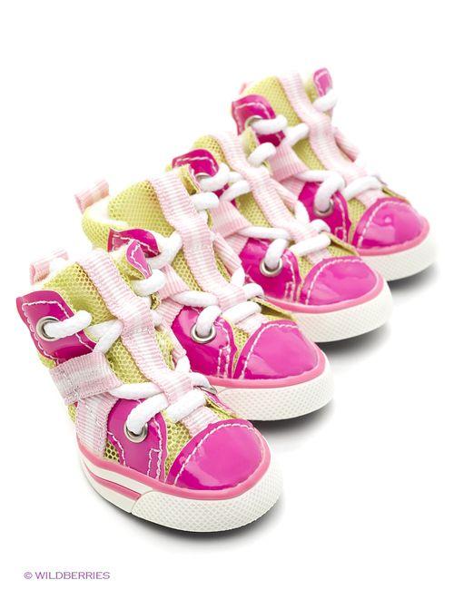 Doggy Dolly | Женская Розовая Обувь Для Животных
