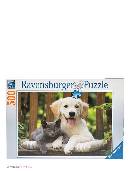 Ravensburger | Бежевые Пазлы