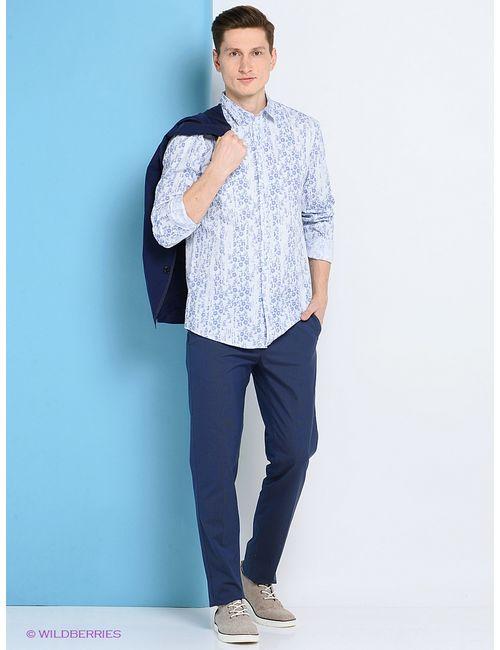 Trussardi   Мужские Голубы Рубашки