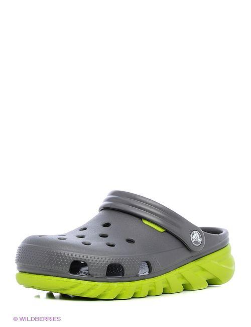 Crocs | Мужское Серое Сабо