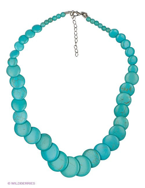 Lovely Jewelry | Женское Бирюзовое Колье
