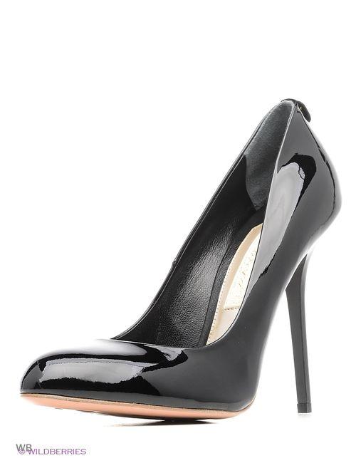 Dibrera | Женские Чёрные Туфли
