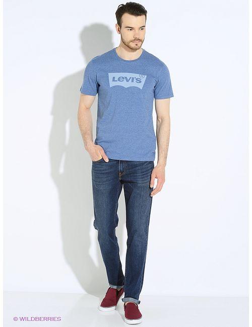 Levi's® | Мужская Голуба Футболка