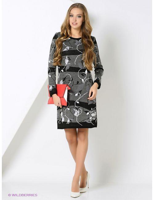 Milana Style   Женские Чёрные Платья