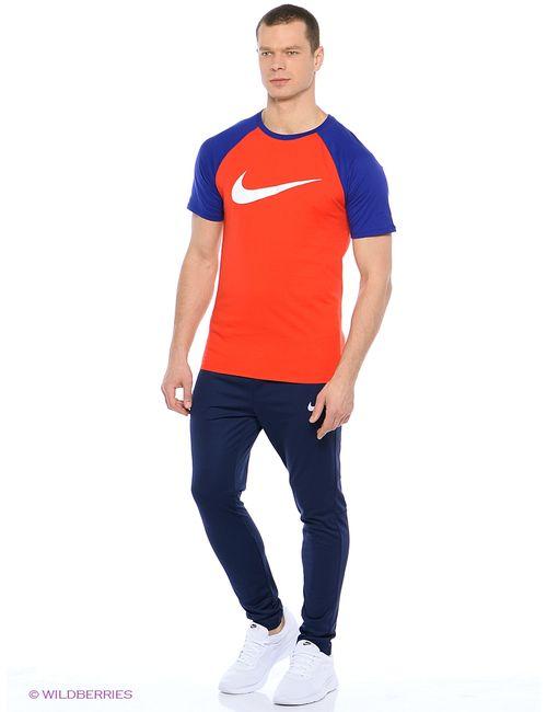 Nike | Мужская Красная Футболка