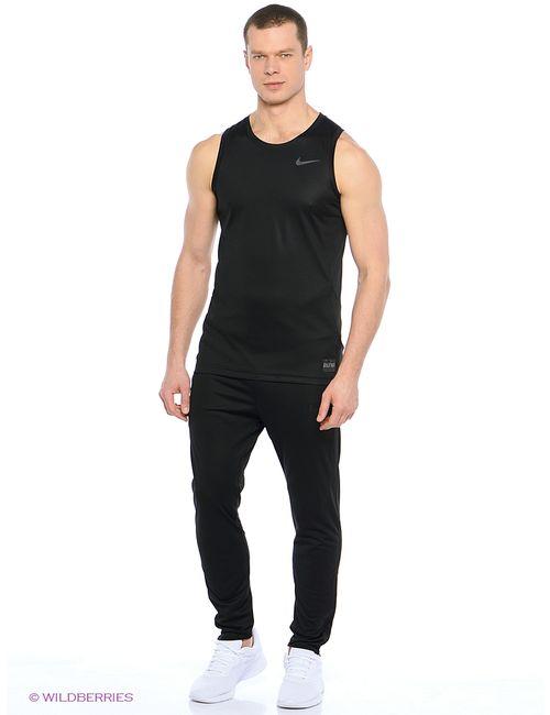 Nike | Мужская Чёрная Майка