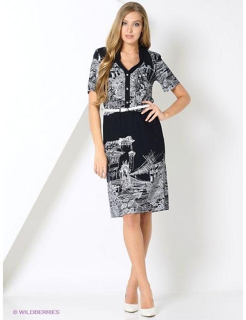 L-design | Женские Синие Платья
