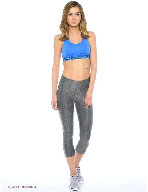 Nike   Женские Серые Леггинсы