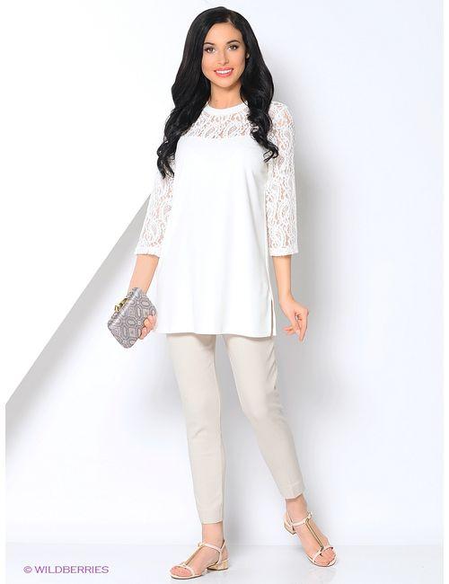 L-design   Женские Белые Джемперы
