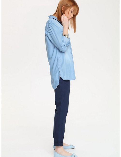 Top Secret   Женские Голубы Рубашки