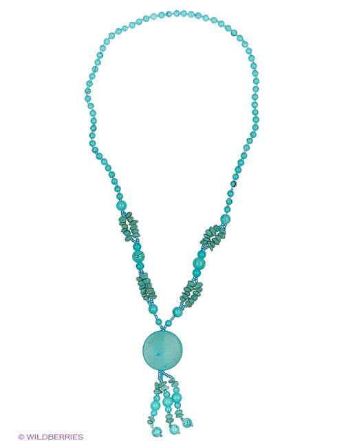 Royal Diamond | Женское Голубое Колье