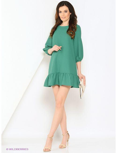 SamIrini | Женские Зелёные Платья