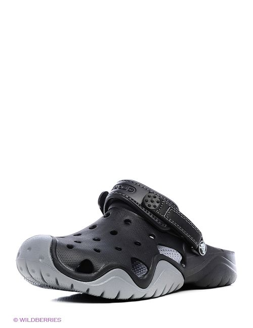 Crocs | Мужское Черный Сабо