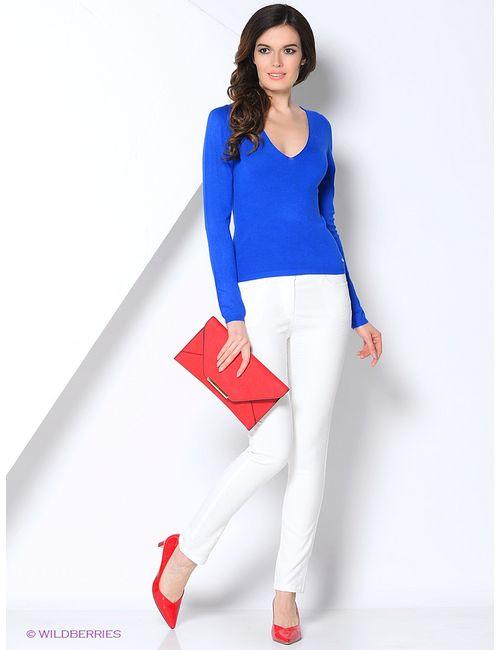 Mondigo | Женские Синие Пуловеры