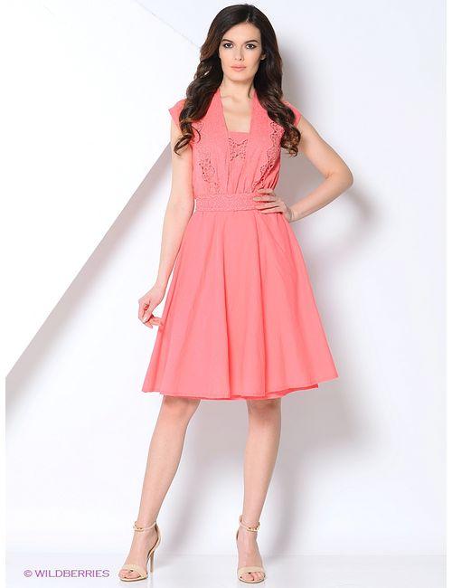 La Fleuriss | Женские Розовые Платья