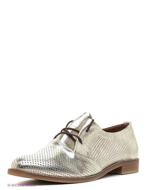 Roccol | Женские Золотистые Туфли