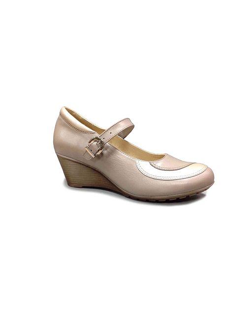 Ионесси | Женские Бежевые Туфли